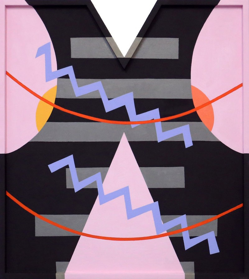 "Artwork – Stacie Johnson, ""Tank Top"", 2018"