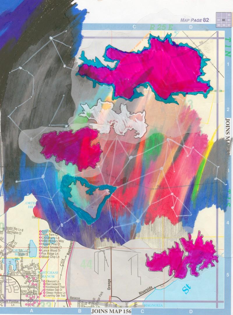 "Artwork – Navigating from ""Foreclosure series"", 2020"
