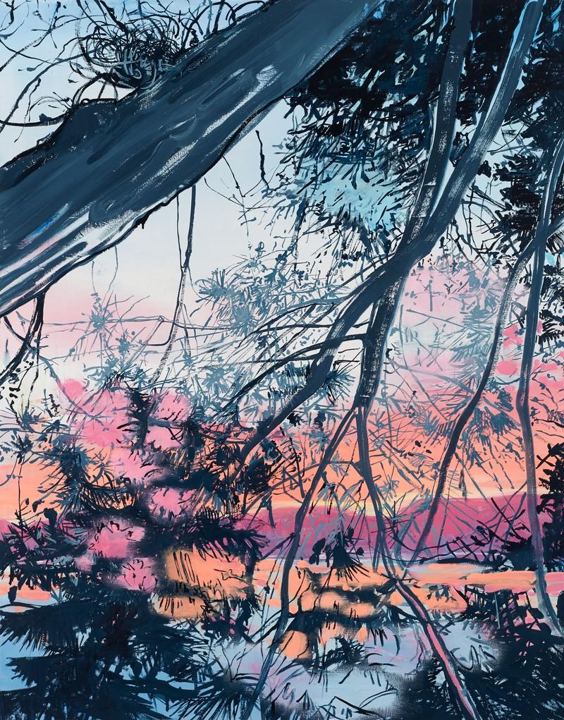 Artwork – Dream Sunset, 2019