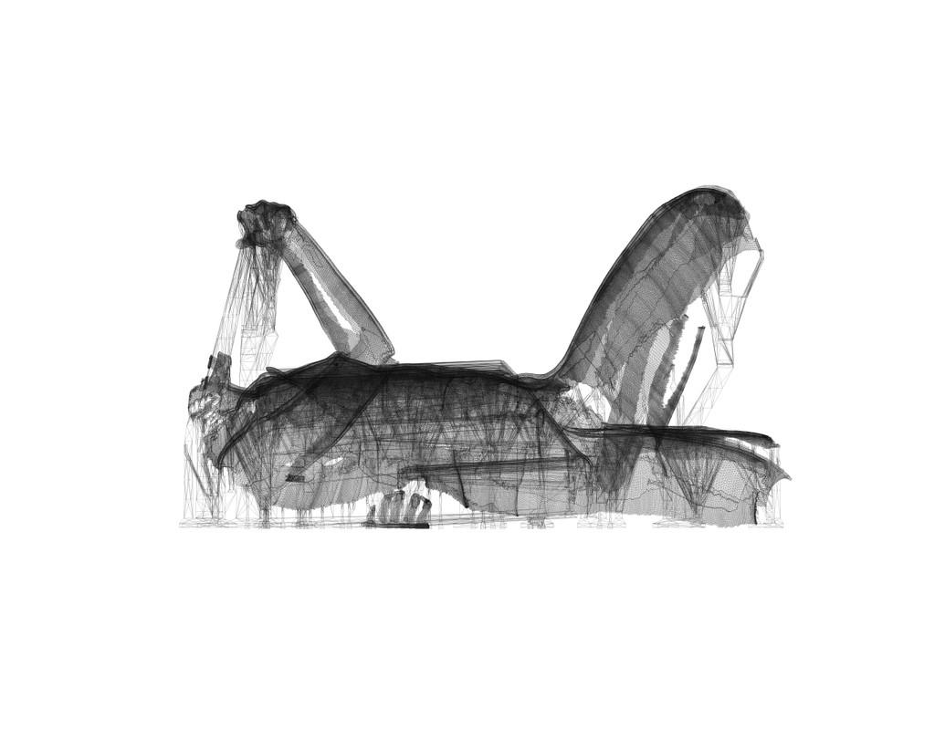 Artwork – Machines for Suffering VII: Blueprint I, 2019