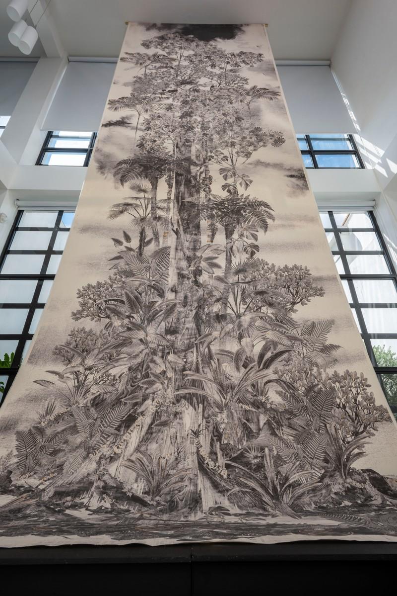 Artwork – Mi selva, tu selva, nuestra selva, 2019