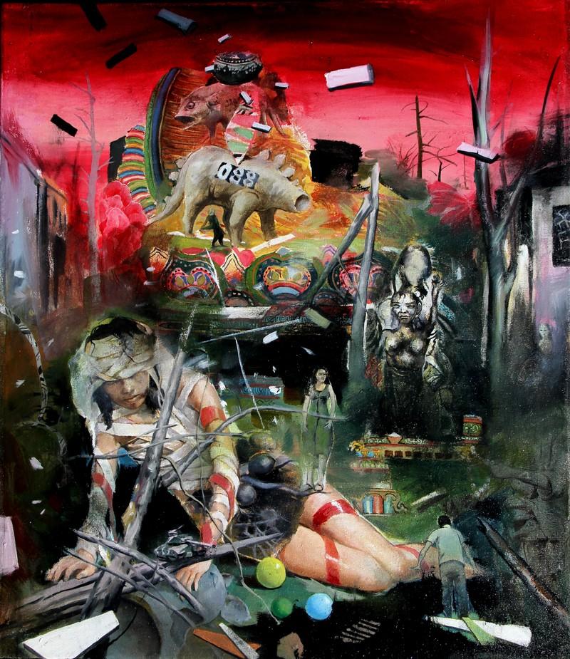 Artwork – Rebirth, 2019