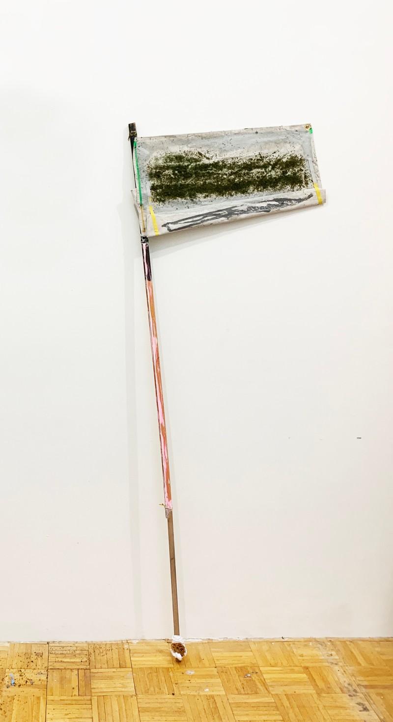 Artwork – Flag For My Landscape Utopia II, 2019
