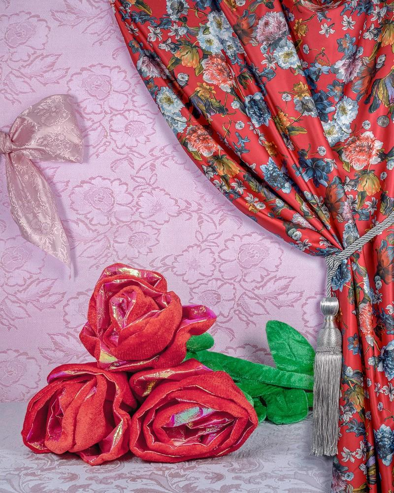 Artwork – Plush Roses, 2020