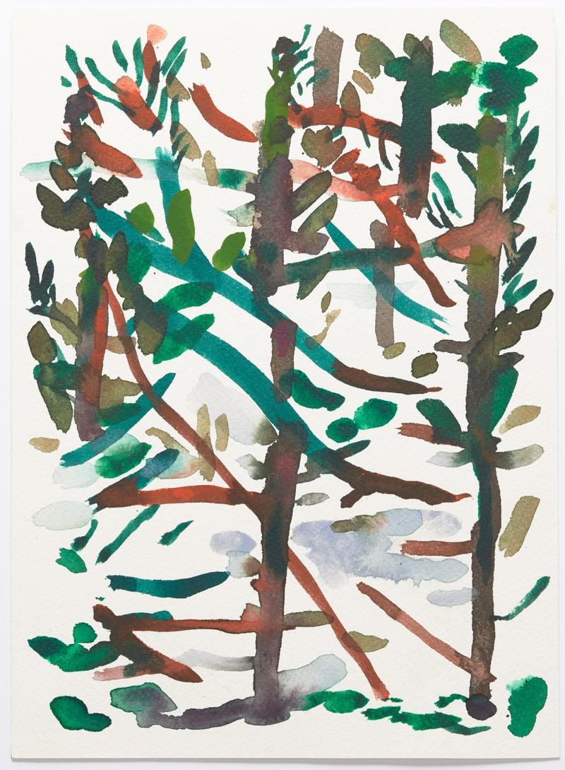 Artwork – Trees (Pandemic), 2020