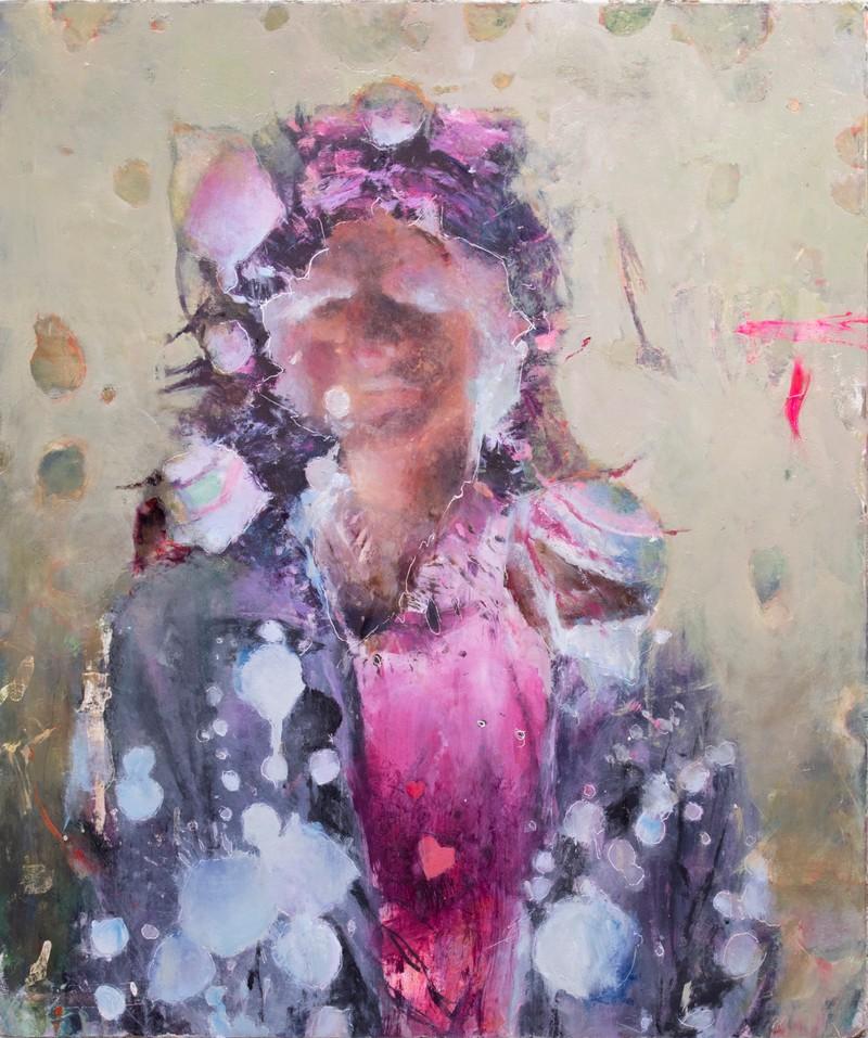 """Artwork – Catherine Mulligan - """"Untitled (leather jacket)"""", 2018"""