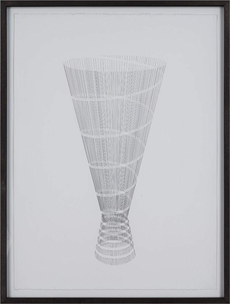 Artwork – Untitled (torsion #0), 2011