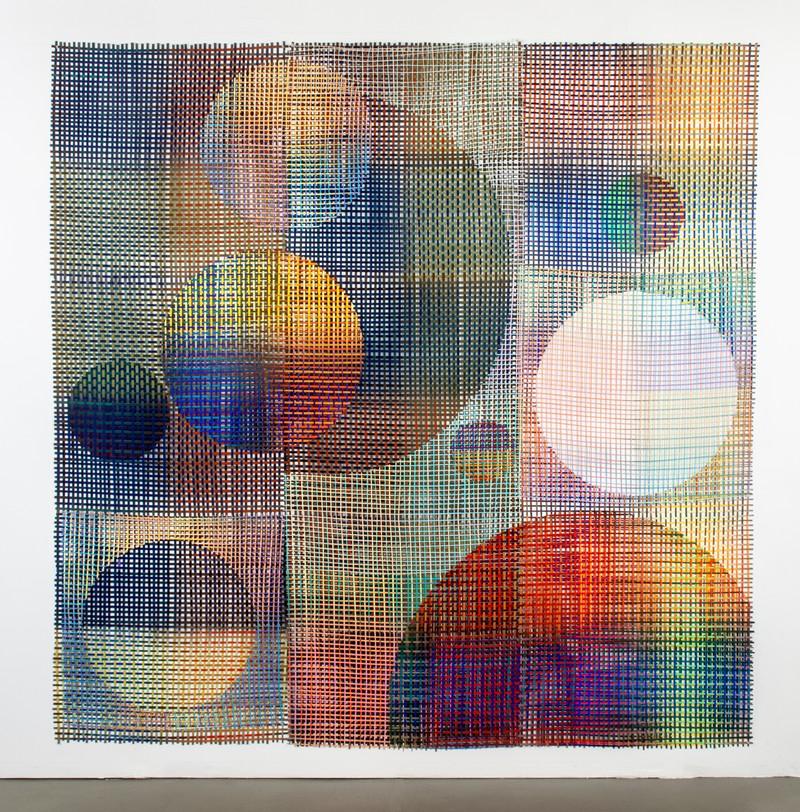 Artwork – Several Circles, 2020