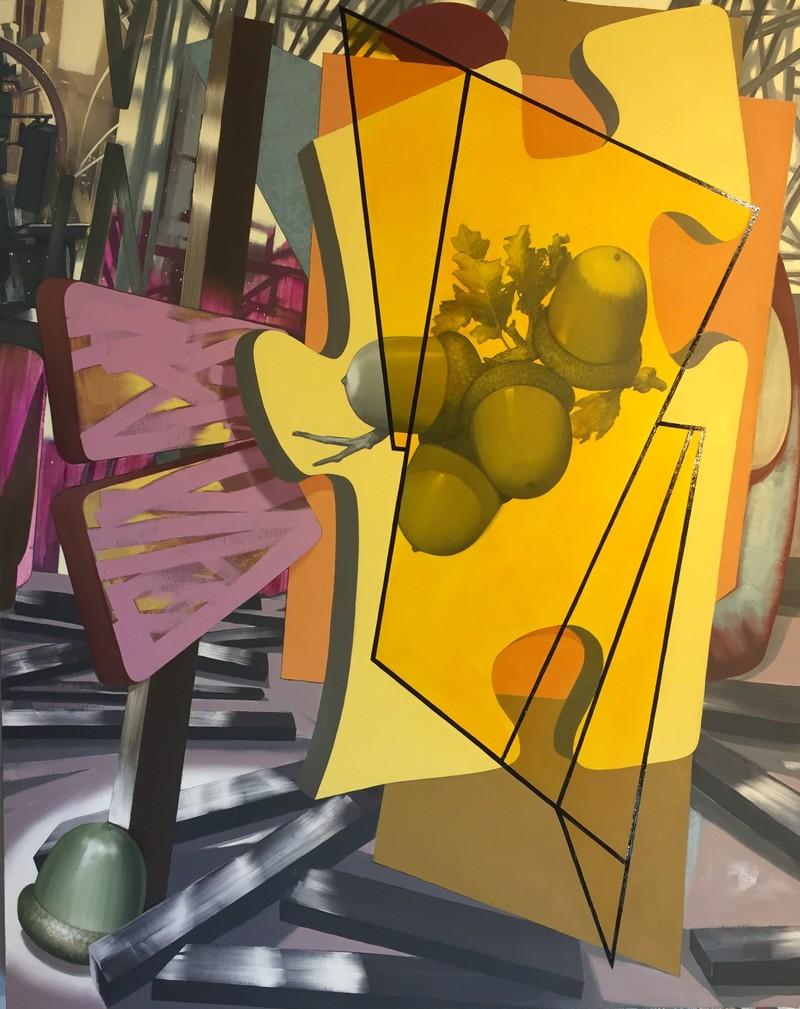 Artwork – Autumn Puzzle, 2020