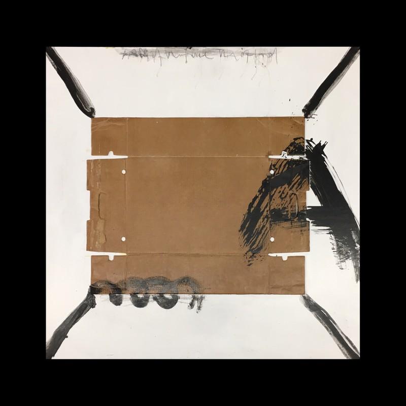 "Artwork – Albin Wiberg, ""A"", 2018"