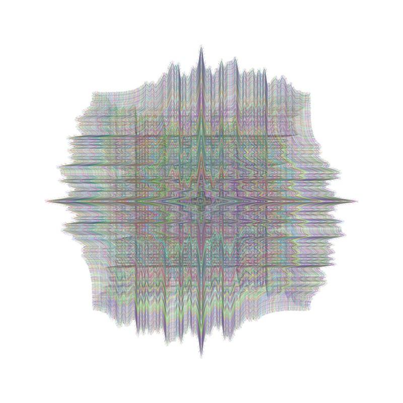 Artwork – Recursive Expressions (Squint #2), 2017