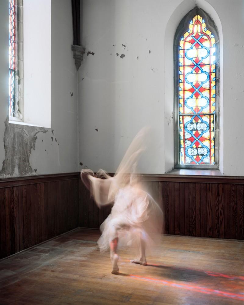 Artwork – A Curious Dance, Figure 3b, 2014