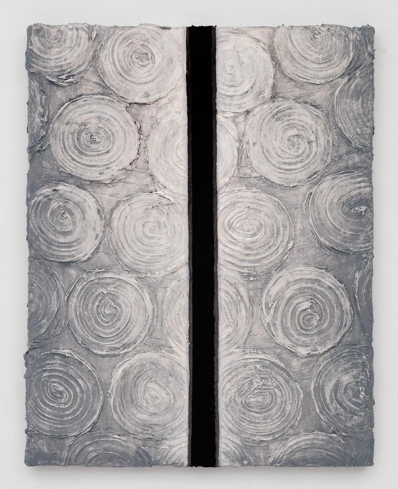 Artwork – Certain Dark Things Cloak (grey), 2019