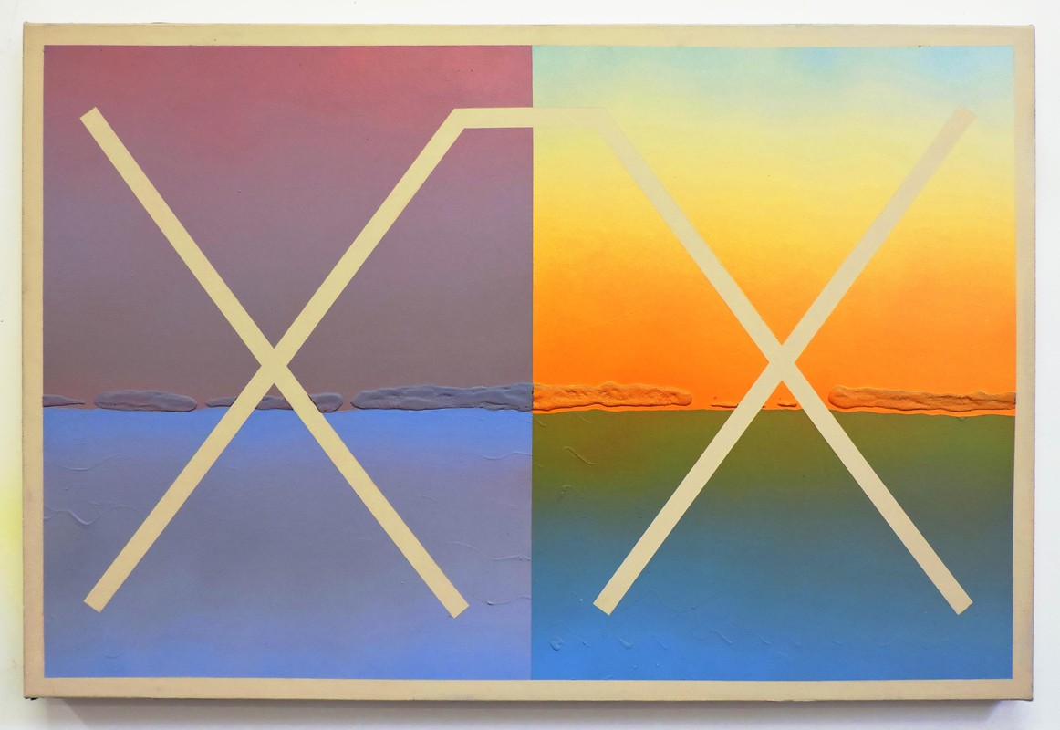 Artwork – X Study, 2018