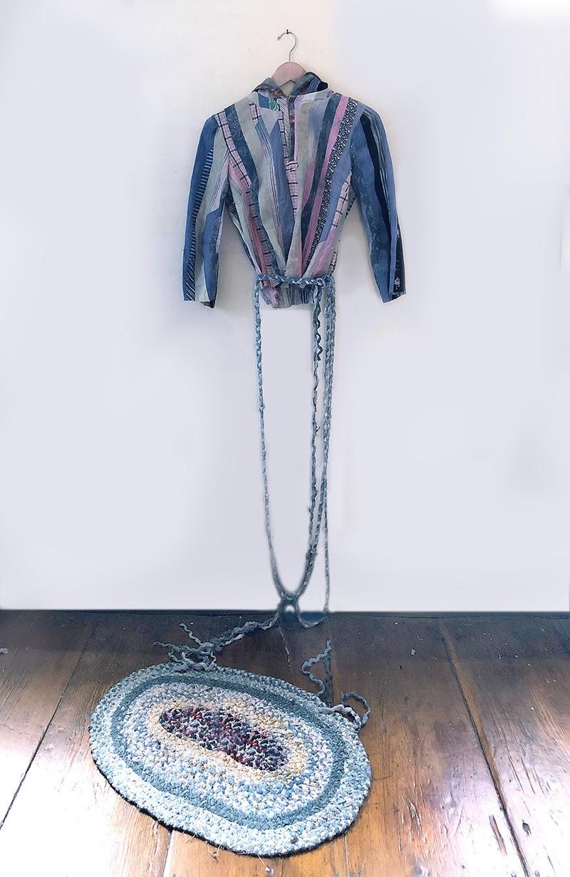 Artwork – Wearing: Hoodie, 2020