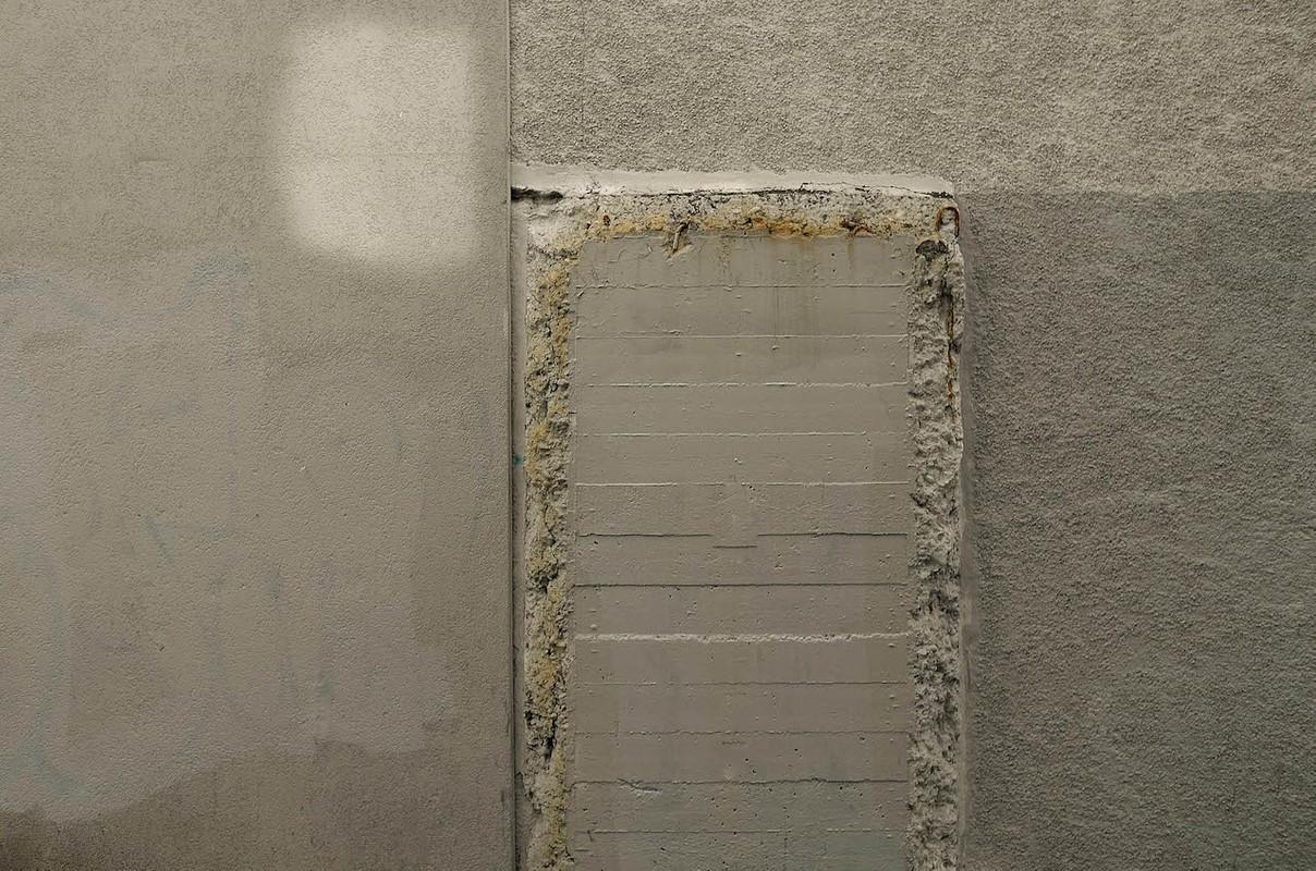 Artwork – Composition of Rectangles (Grey) (Reykjavik), 2013