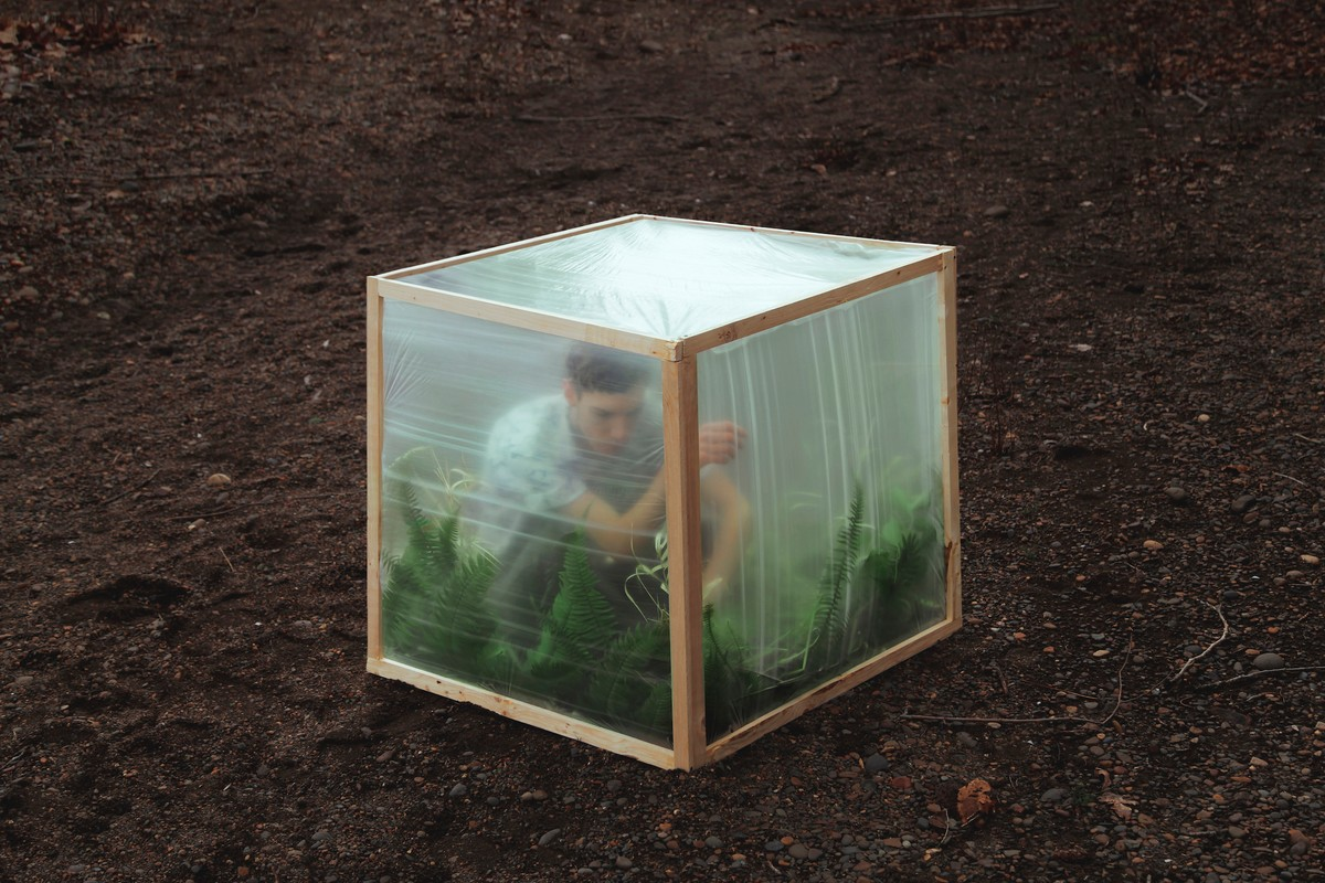 Artwork – Kyle Thompson, Greenhouse, 2018