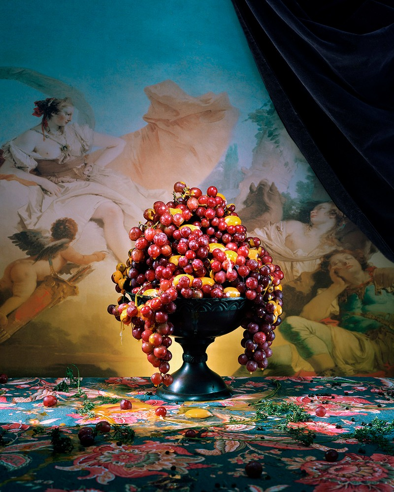 Artwork – Grapes and Eggs, 2016