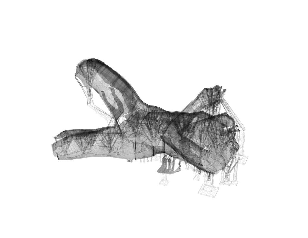 Artwork – Machines for Suffering VII: Blueprint III, 2019