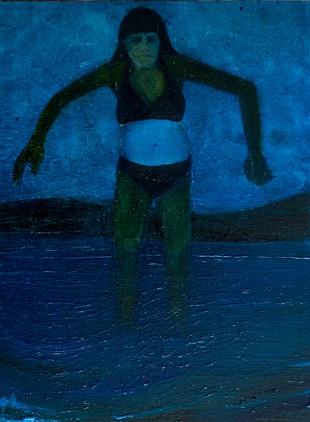 Artwork – Julia Frog, 2017