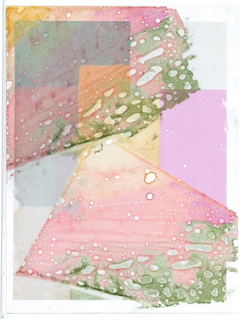 Artwork – Seven Rectangles, 2013