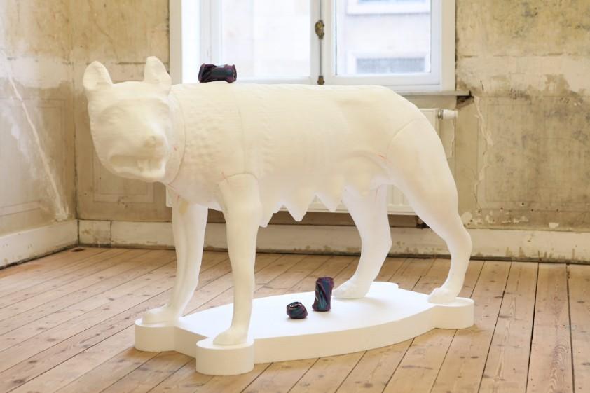 Artwork – She Wolf, 2018