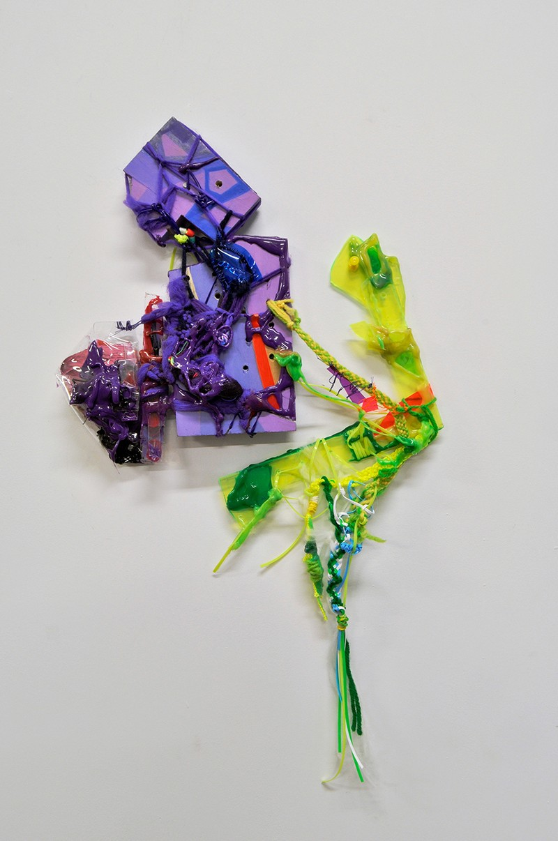 Artwork – Other Purple, 2017