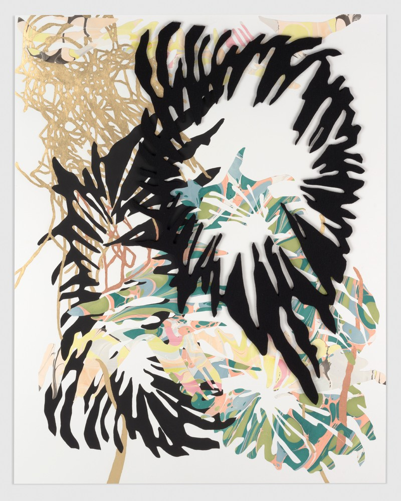 """Artwork – Jolynn Krystosek, """"Seaweed 5"""", 2019"""
