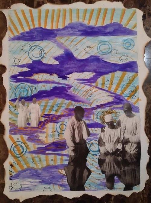 Artwork – ReBirth in Spirit, 2018