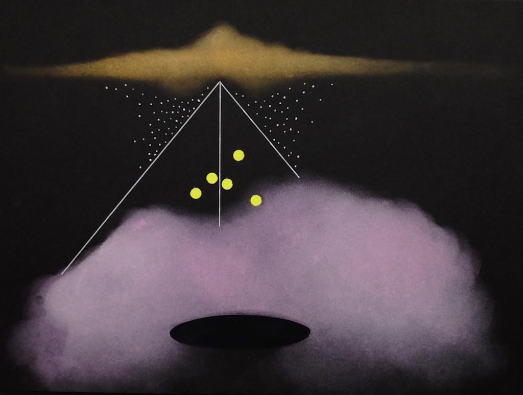 Artwork – AR Quanta 5 (horizon), 2017
