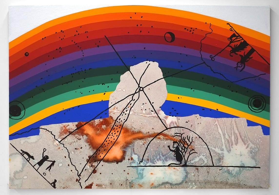 Artwork – Rainbow Transmission, 2019