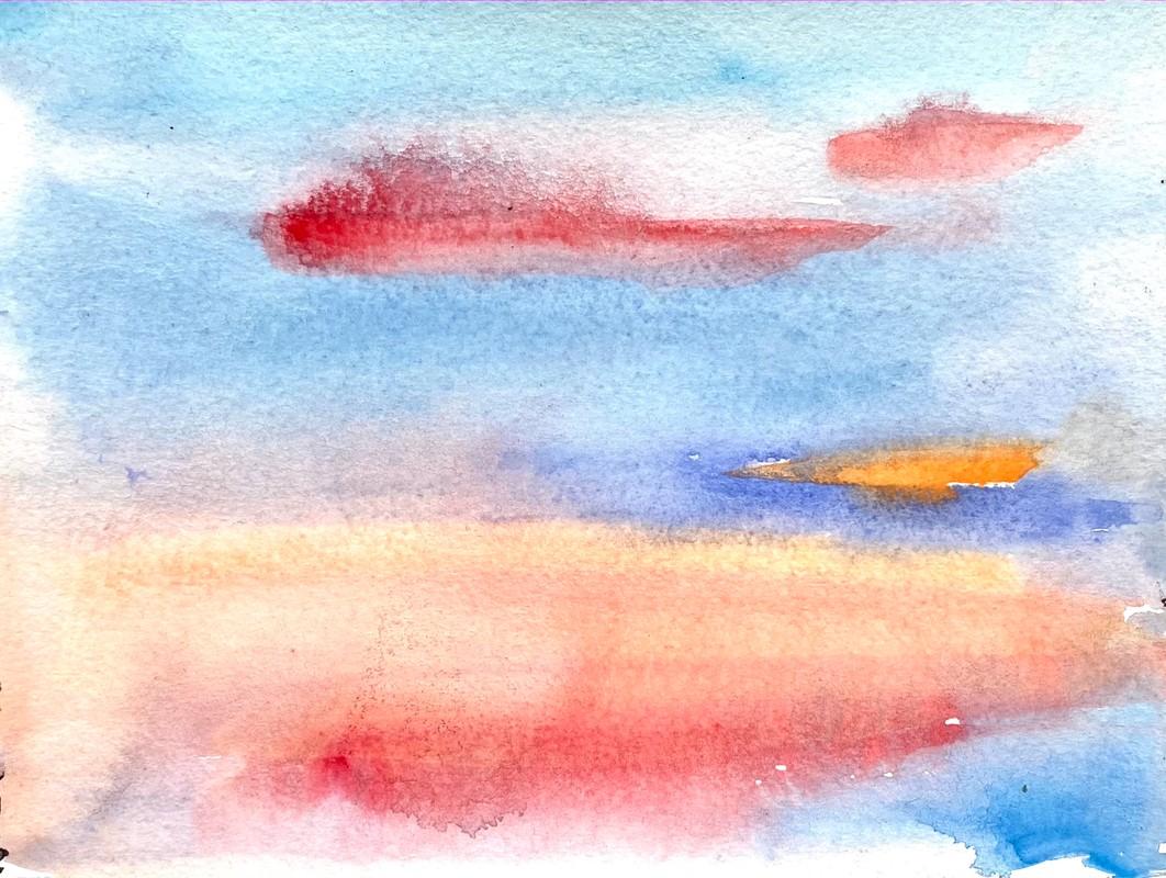 Artwork – Dreaming of Menemsha, 2020