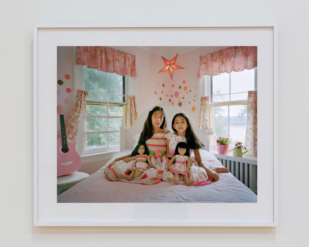 Artwork – Maya and Leela, North Port, New York, 2012