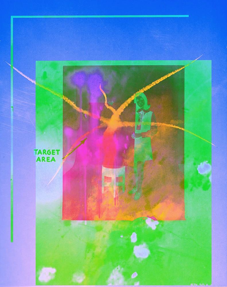 Artwork – Evan Hume, Target Area, 2020