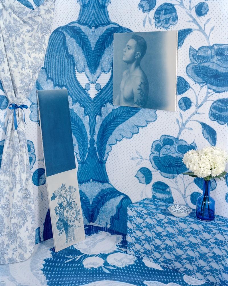 Artwork – Blue Room, 2019