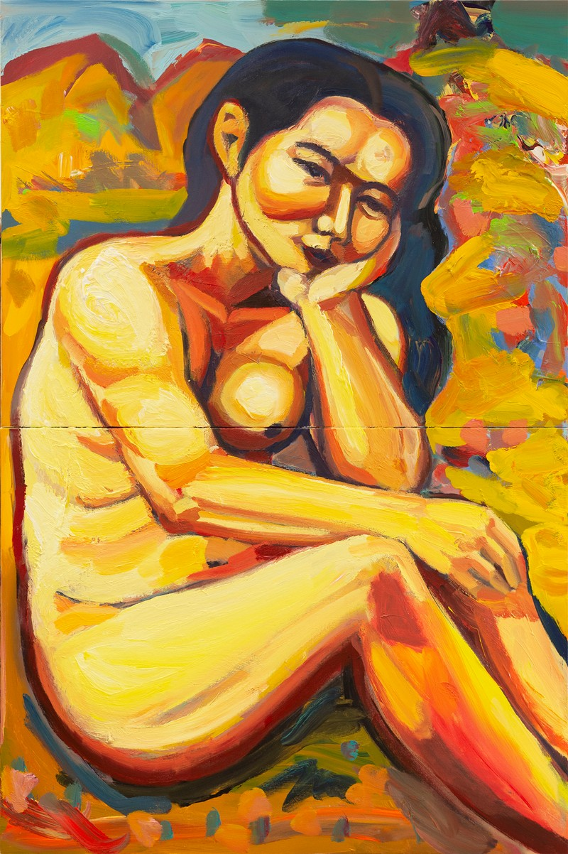 Artwork – Chunbum Park, Chun IX, 2020