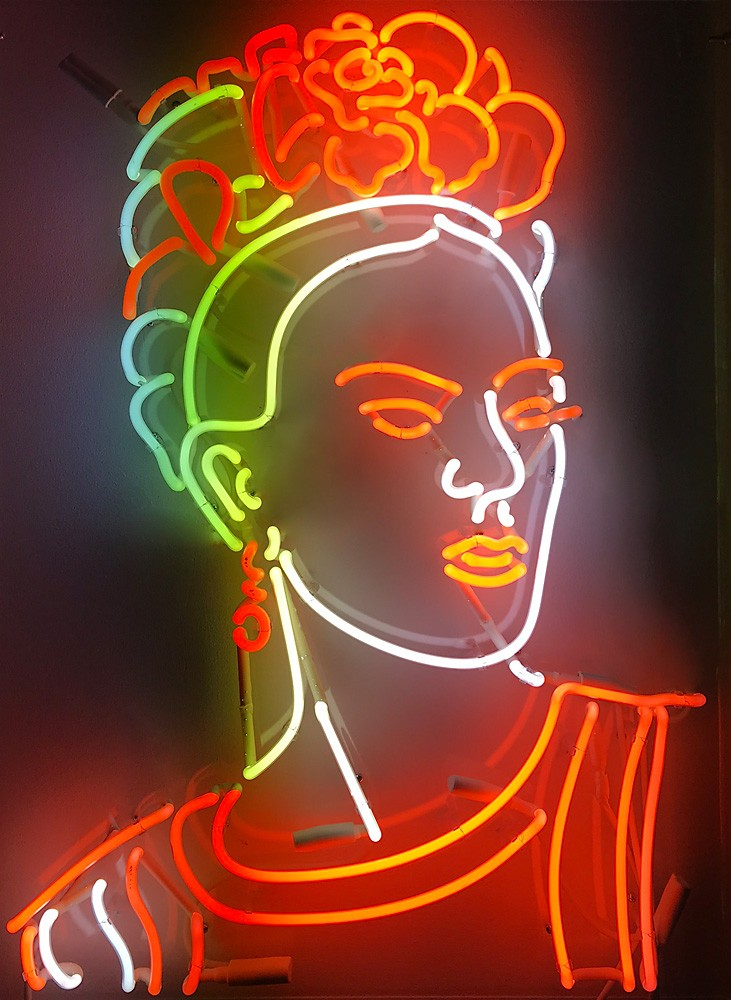 Artwork – Frida, 2018