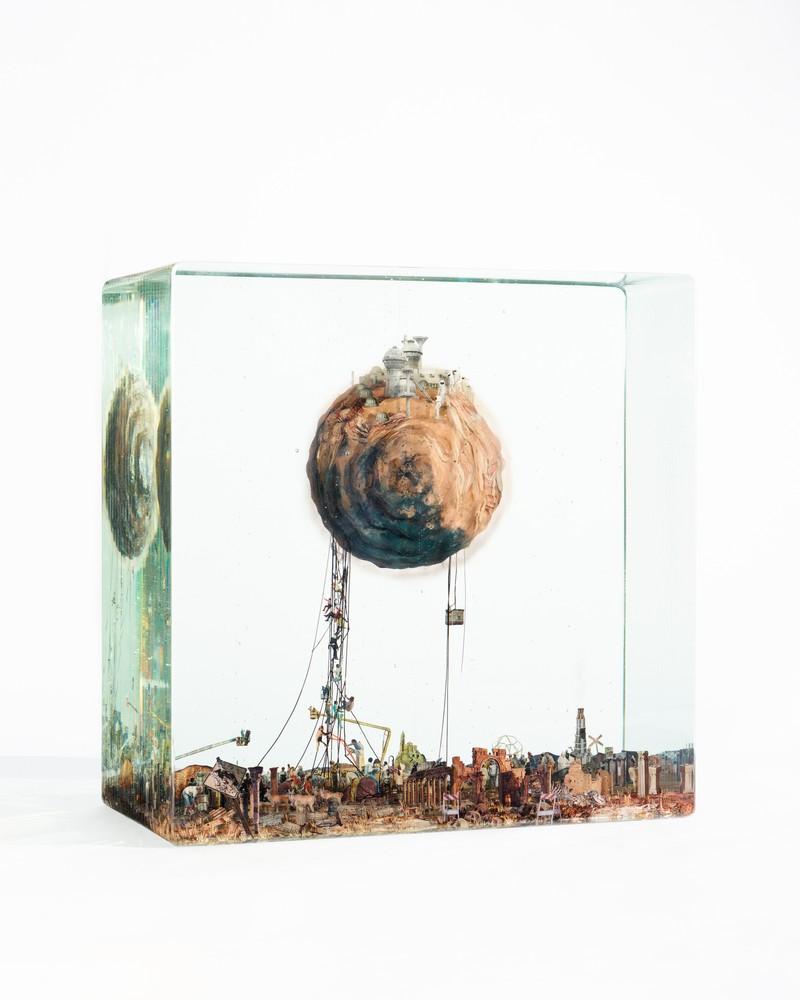 Artwork – Going to Mars, 2017