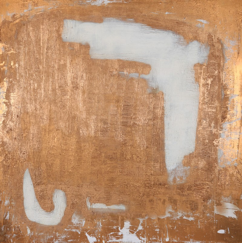 Artwork – Gold Glock #9, 2015