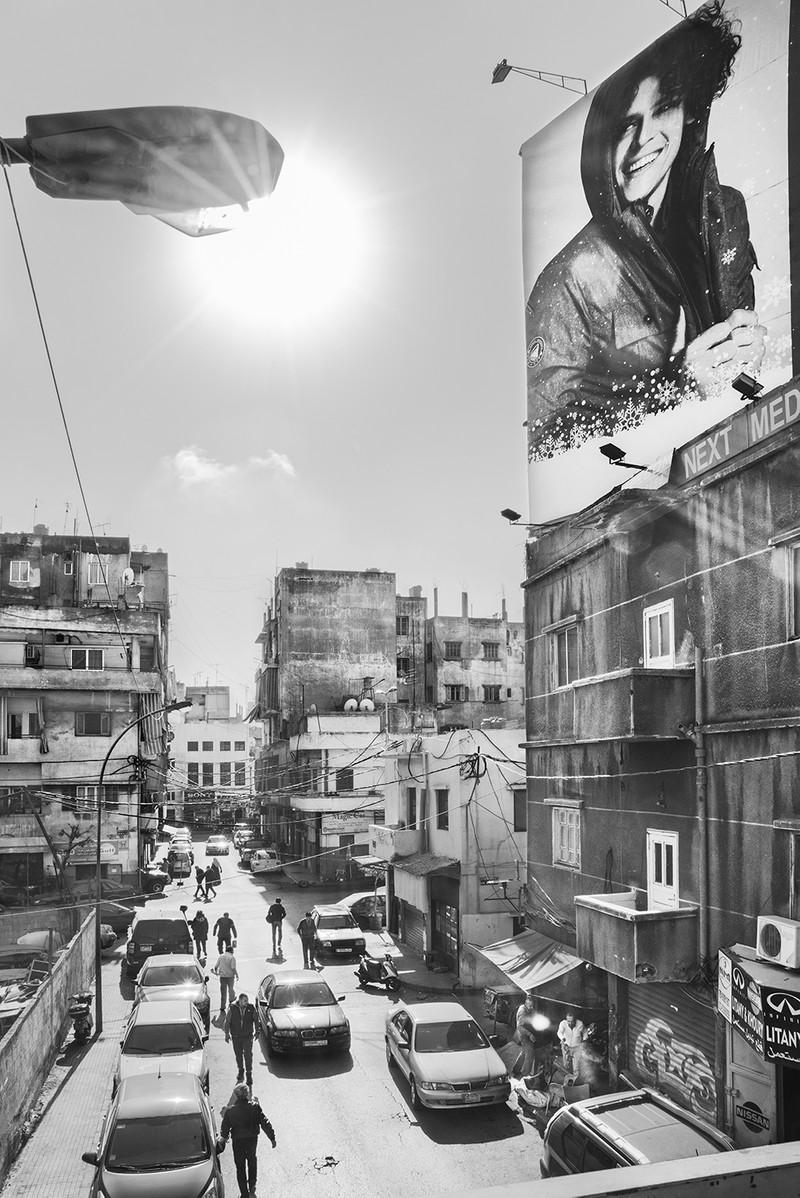 "Artwork – Manal Abu-Shaheen, ""Next. Beirut, Lebanon"", 2018"