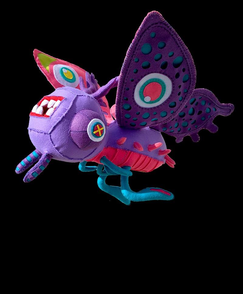 Artwork – Moth, 2020