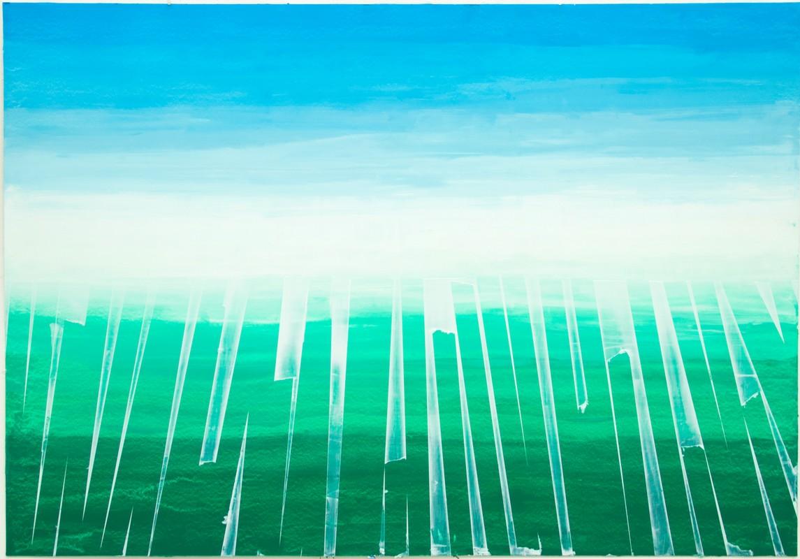 "Artwork – Asia Sztencel,  ""My Landscape"", 2013"