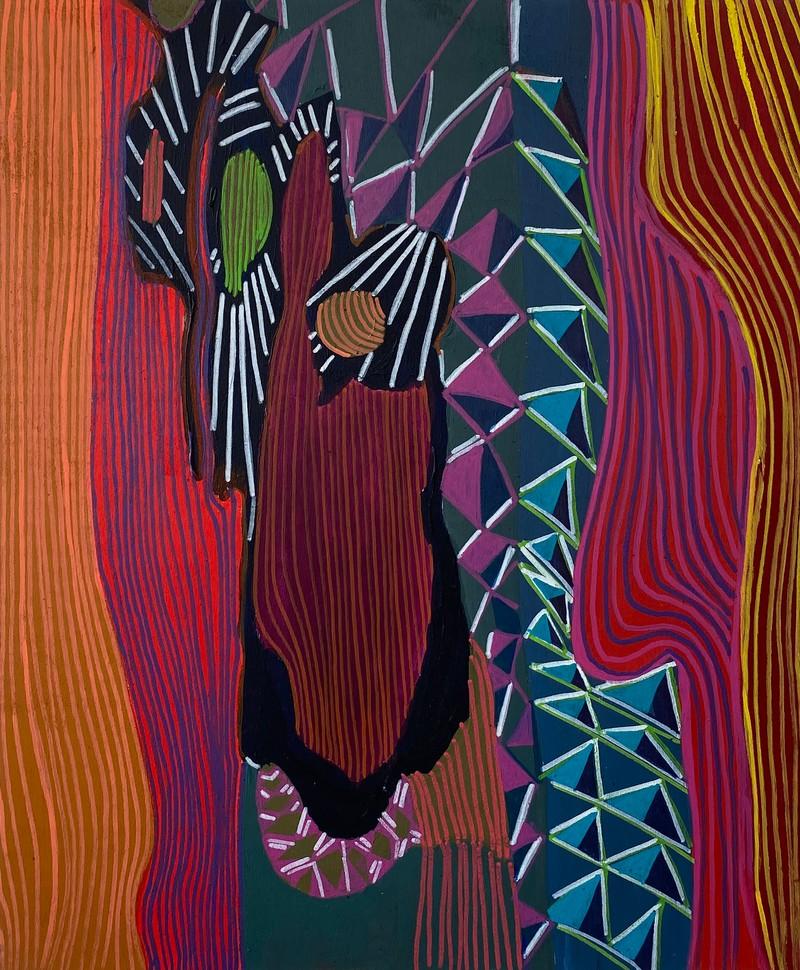 Artwork – Cacooned, 2020