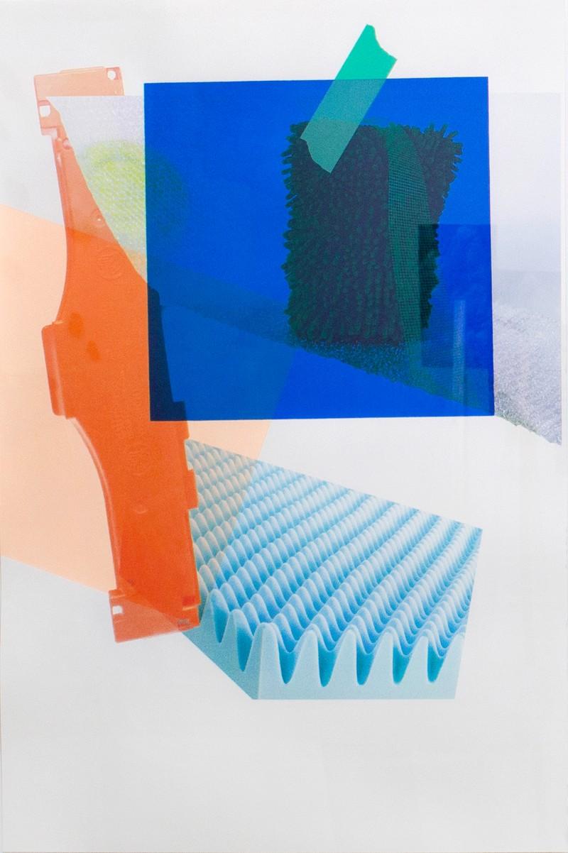 Artwork – Blue Screen, 2019