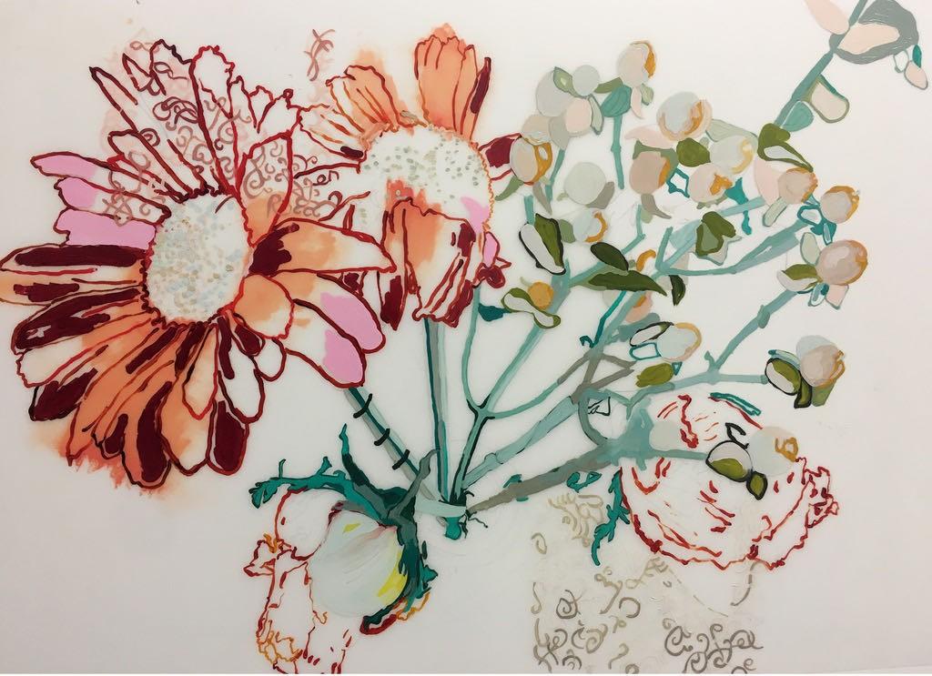 Artwork – Funeral Bouquet, 2020