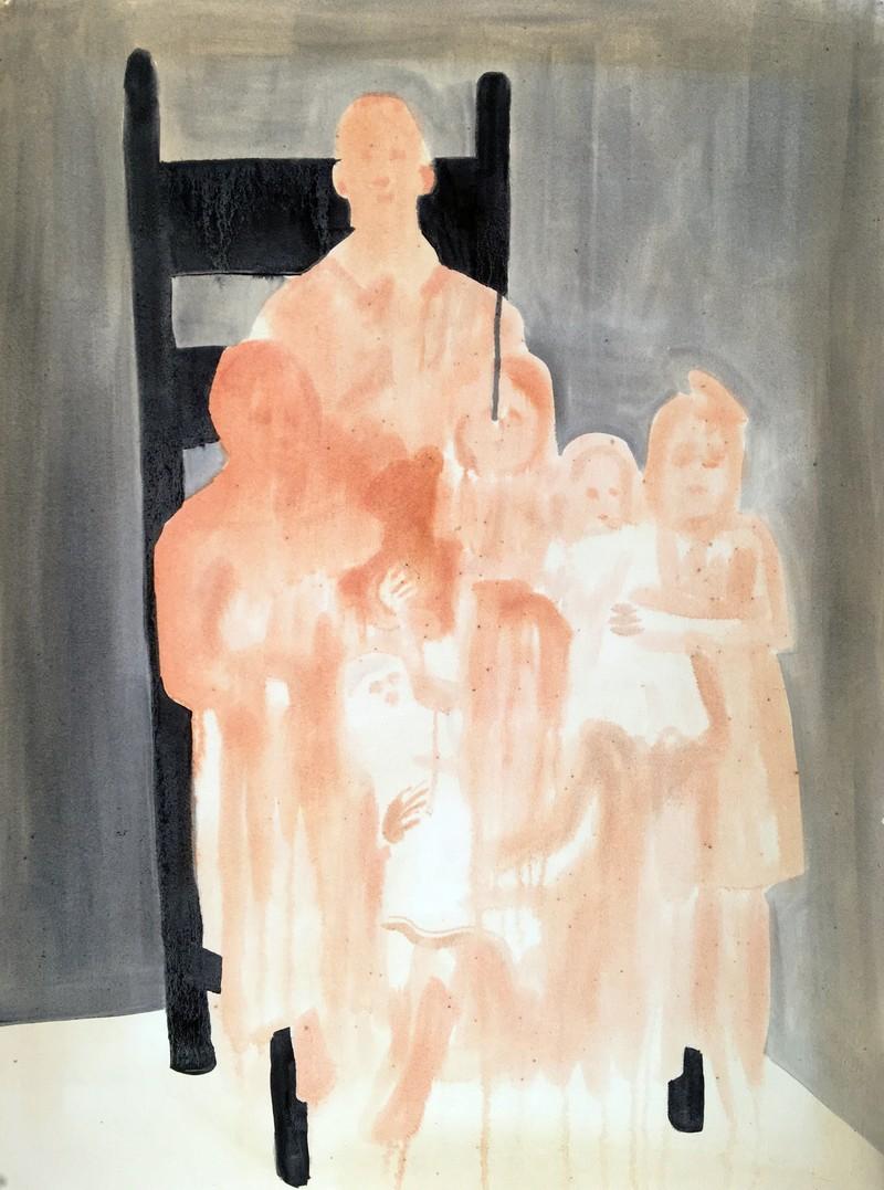 Artwork – Dissolution of Family #3, 2018