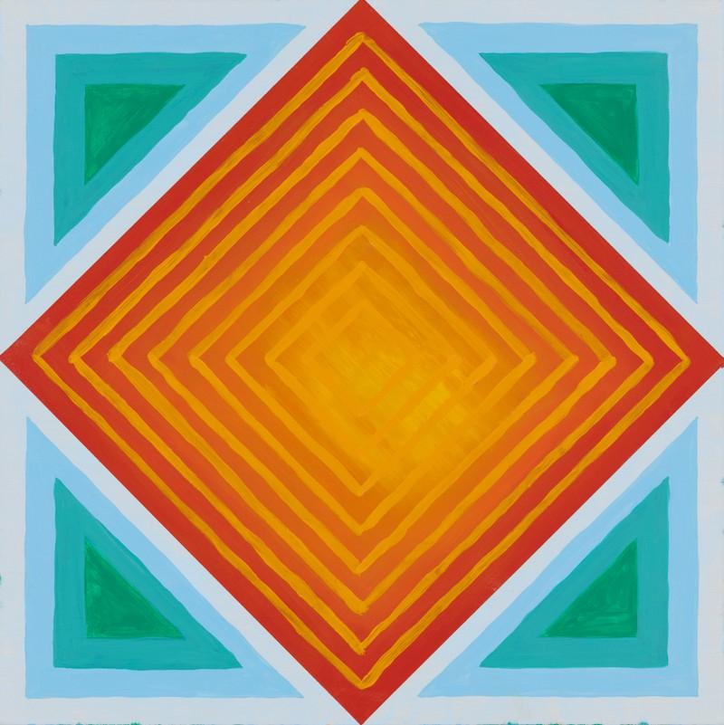 Artwork – Square Loop, 2019