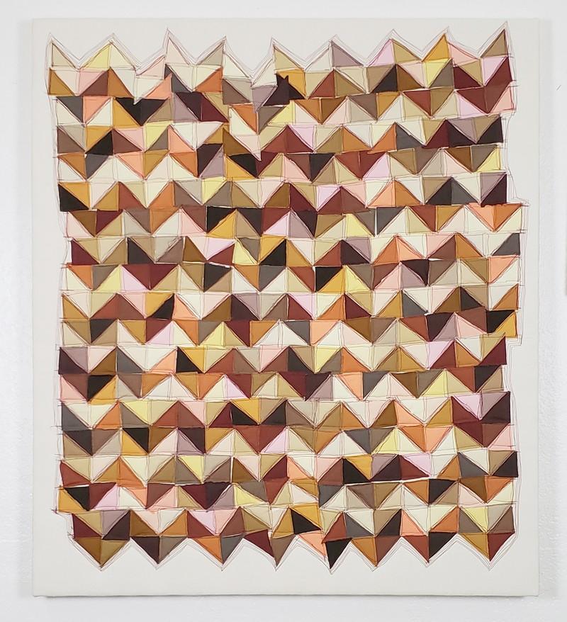 Artwork – Americana Quilt #9, 2020