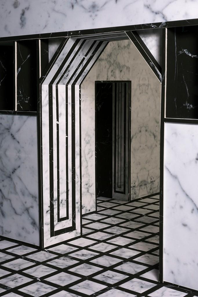 Artwork – Interior #44 (WW Hallway), 2015