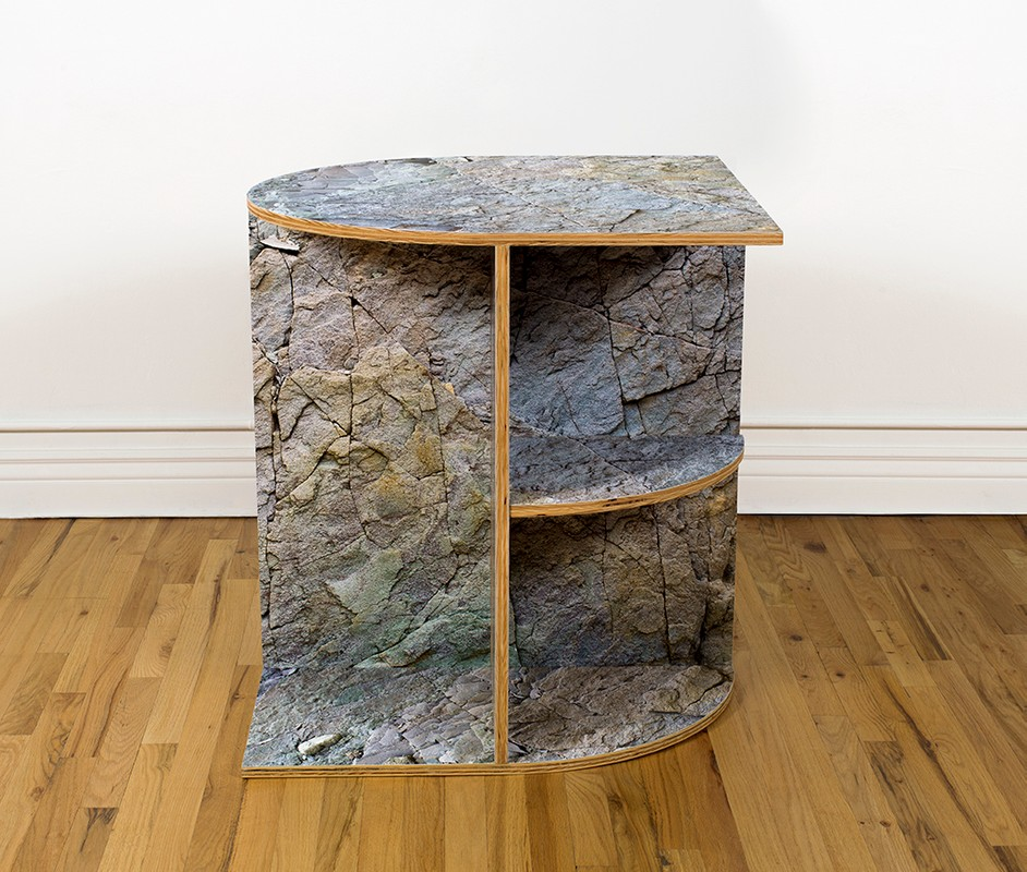 Artwork – Table (half and half), 2017